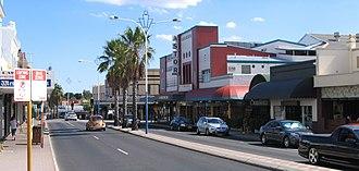 Mount Lawley, Western Australia - Beaufort Street