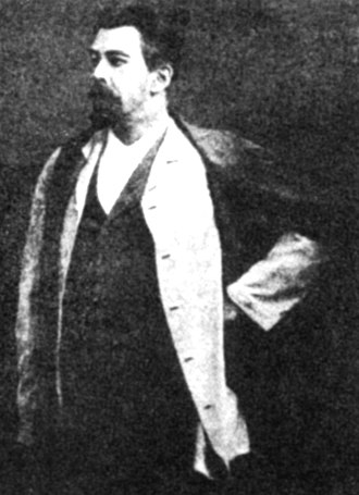 Uncle Vanya - Konstantin Stanislavski as Astrov in the Moscow Art Theatre production in 1899.