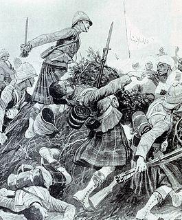 Battle of Atbara battle