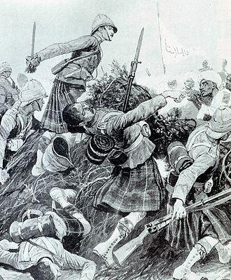 Battle of Atbara - Image: Atbara