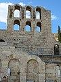 Athens Acropolis Odeon of Herodes Atticus 12.jpg