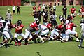 Atlanta Falcons training camp scrimmage, July 2016 4d.jpg