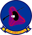 Attack Squadron 76 (US Navy) insignia, 1956.png
