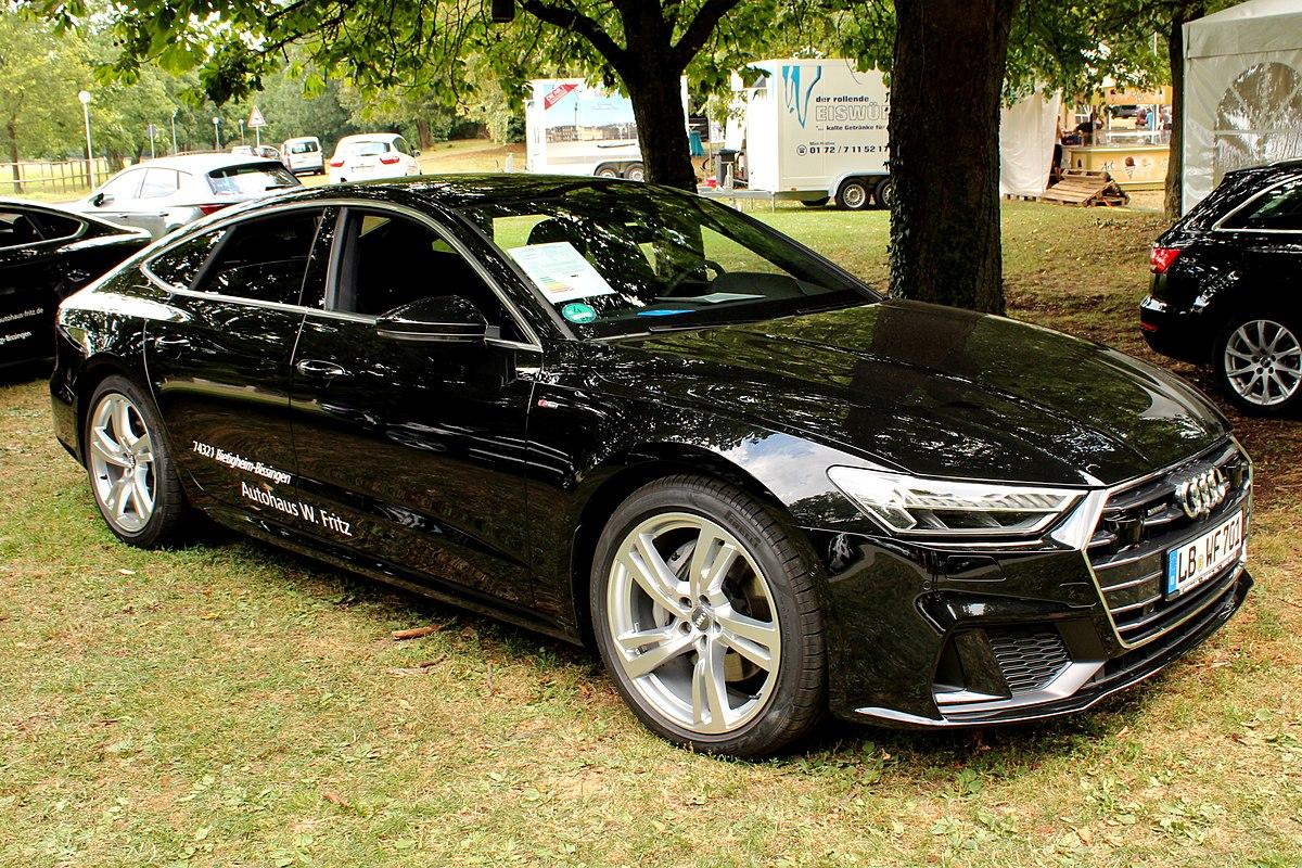Audi A Wikipedia - A7 audi