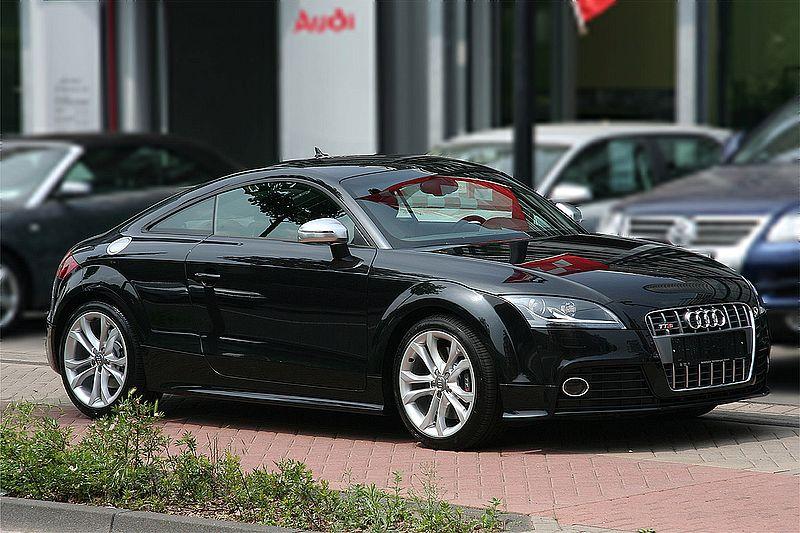 File:Audi TTS, Bj. 2008 (2008-05-29).jpg - Wikimedia Commons