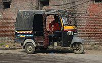 Auto rickshaw in India.jpg