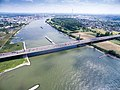 Autobahnbrücke Leverkusen A1 Stau (18497460840).jpg