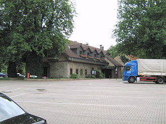 Truck stop - Restaurant at the Autohof Osnabrück