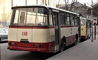 Autosan H9-35 Jaslo rear