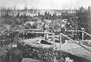 Capital punishment in Sweden - The execution of Gustav Erikson Hjert, 18 May 1876