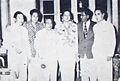 Awaluddin, Rd Mochtar, Budhrasa, Osman Gumanti, Astaman, and A. Hadi Dunia Film 1 Aug 1954 p17.jpg