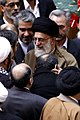 Ayatollah Khamenei at the International Conference in Support of the Palestin the Symbol of Resistance, Tehran 13.jpg