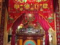 Bàn thờ trong chùa Thới Sơn.jpg