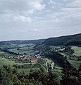 Bächlingen, gezien vanuit Kasteel Langenburg, Bestanddeelnr 254-6008.jpg