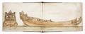 Båtritning av jakt, 1665 - Skoklosters slott - 102657.tif