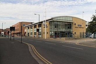 BBC Radio Sheffield - BBC Radio Sheffield buildings in Sheffield