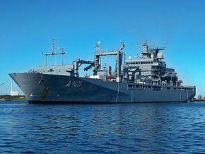 Berlin-class replenishment ship - EGV Berlin