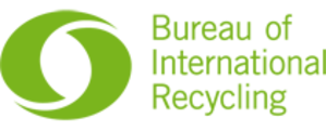 Bureau of International Recycling - Image: BIR logo long RGB transparent lowres