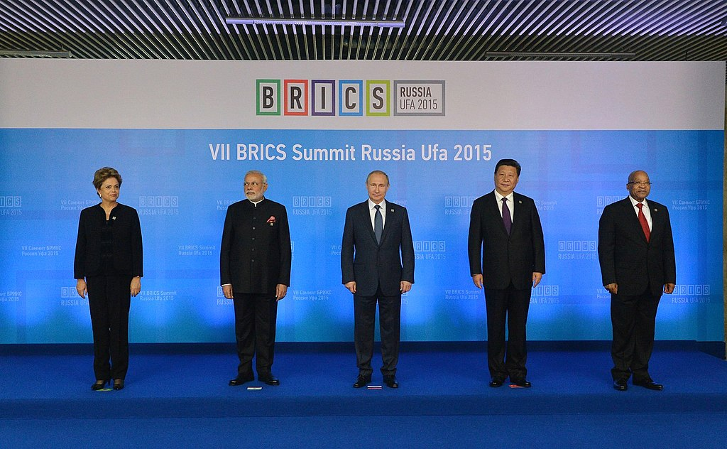 BRICS summit 2015 18