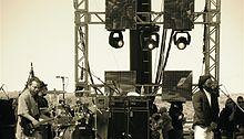 Photo représentant le groupe Bad Brains.