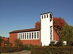 Badenhausen Kirche Bonifatius W