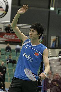Bao Chunlai Badminton player