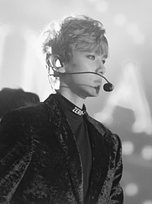 Baekhyun on Melon Music Awards 2016 - 5.jpg