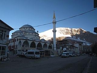 Bahçesaray (district) District of Van Province, Turkey
