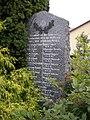 Bahnbrücken - Gefallenendenkmal I. Weltkrieg.JPG