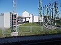 Bahnhof, Gebäude S, 2021 Kápolnásnyék.jpg