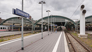Oldenburg - Oldenburg Railway Station