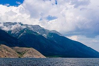 Kachugsky District - Baikal-Lena Nature Reserve, on the northwest shore of Lake Baikal in Kachugsky District