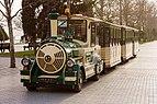 Baku, Seaside Park, Train for excursion.jpg