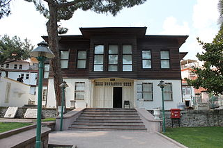 Museum of the Nationalist Forces in Balıkesir