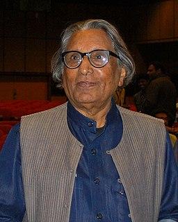 B. V. Doshi Indian architect