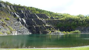 Ballachulish - Ballachulish slate quarry