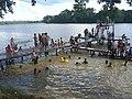 Balneareo del lago de tumichucua.jpg
