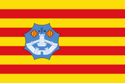 Flag of Minorca