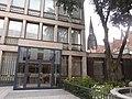 Bankhaus Lampe (en rechts Sint-Lambertuskerk) - Münster.jpg