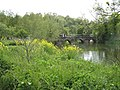 Banks of Avon in Barton Park with Packhorse Bridge - geograph.org.uk - 1860233.jpg