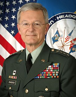 US Army general
