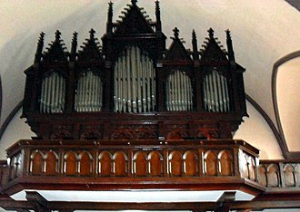 Barembach - The Church Organ