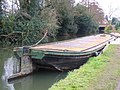 Barge, Cartbridge - geograph.org.uk - 702504.jpg