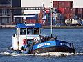 Bartje 1, ENI 02006886, Noordzeekanaal, Port of Amsterdam, pic7.JPG