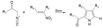 Nitroalkene - Image: Barton Zard reaction