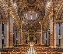 Basílica de San Jorge, Victoria, isla de Gozo, Malta, 2021-08-22, DD 05-07 HDR.jpg