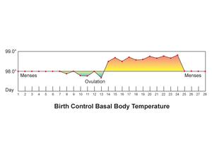 Basal body temperature - Basal body temperature.