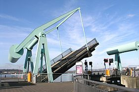 Bascule Bridge - Cardiff Bay Barrage Lock.jpg
