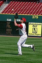 Baseball outfielder 2004