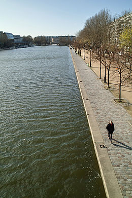 quai de la seine wikip dia. Black Bedroom Furniture Sets. Home Design Ideas